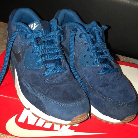 Nike Air Max 90 PRM SUEDE